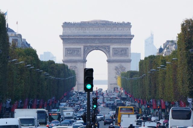 フランスの祝日・休日カレンダー